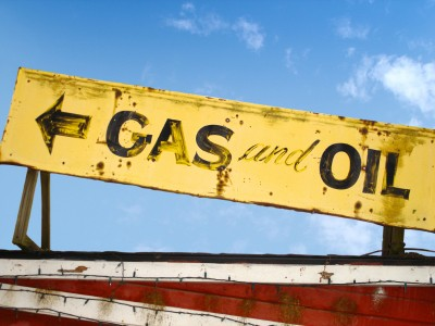Gas-oil-vintage-sign
