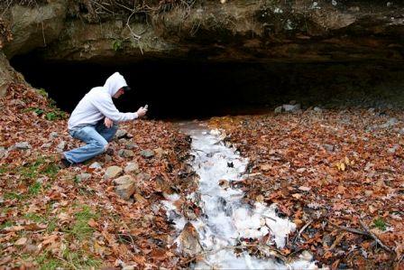 White mine drainage