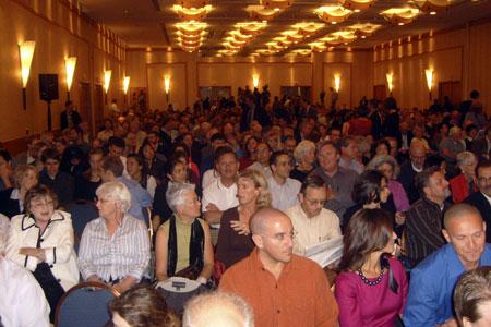 Debate-audience
