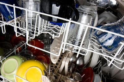 Fill up your dishwasher