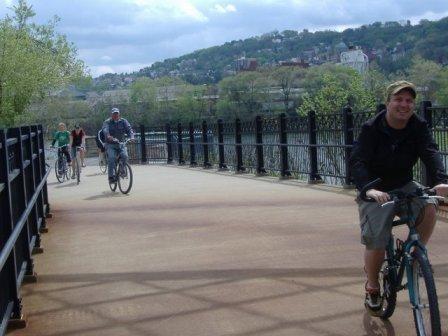 PA bike ride