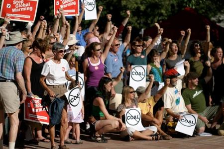 CO Coal Rally