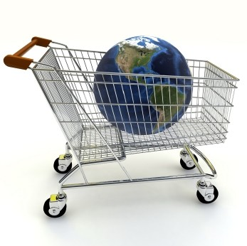 Shopping for the earth