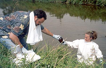 Scott-water-testing
