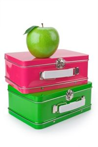 Lunch boxes reduce waste