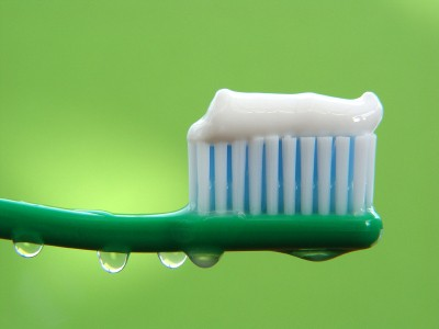 Green your toothpaste