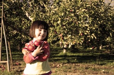 Look for rare varieties when picking apples