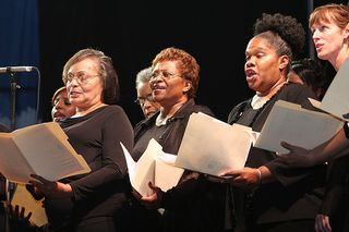 Pittsburgh gospel choir