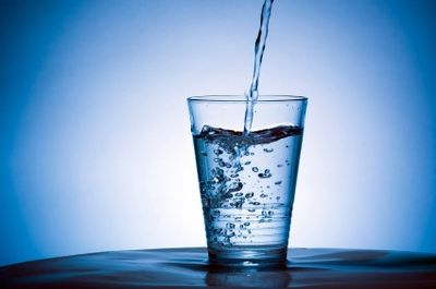 90 glasses of water are wasted a day