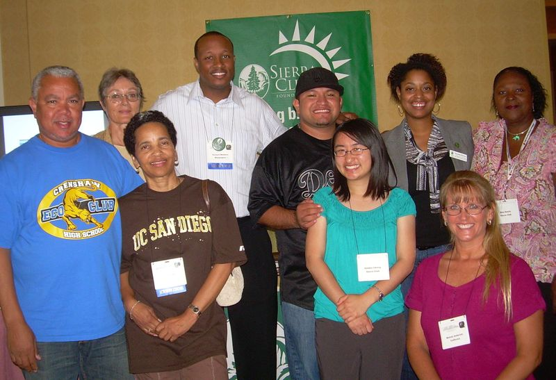 Sierra Club attendees