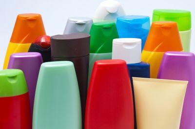 Shampoo.bottles