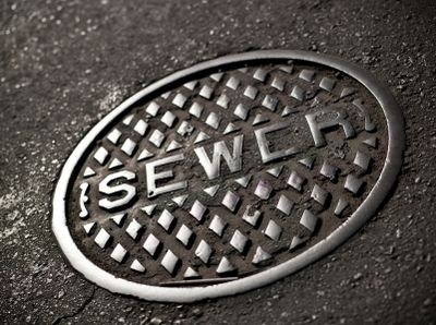 Sewer.manhole.cover