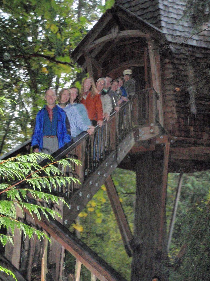 Summit 09 photos treehouse