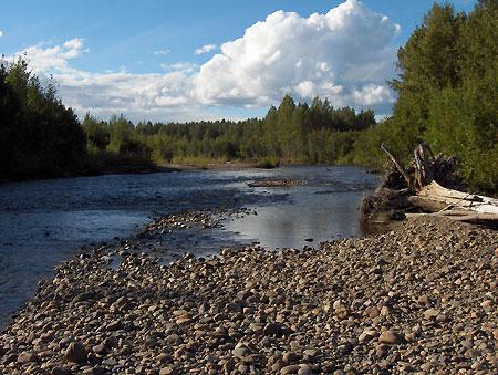 Chuitna-River