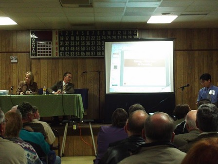 AR White Bluff Hearing 1