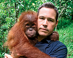 Jeff Corwin, animal advocate