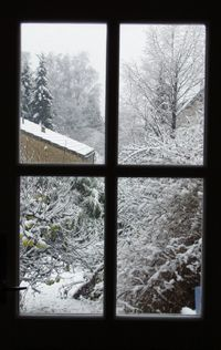 Keep the cold out by insulating windows