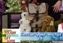 Sierra Club bears on Regis and Kelly