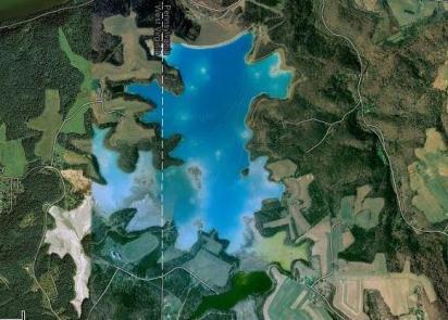 Little Blue Run Ash Pond PA 2 web