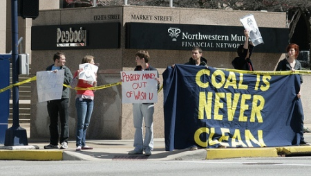 Coal is never clean
