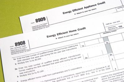 Green tax credits
