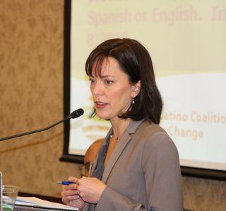 Pollster Lori Weigel