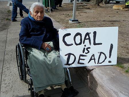Coal-is-dead