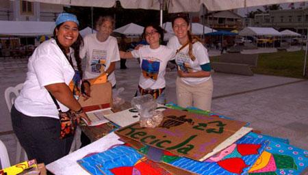 Festival-volunteers