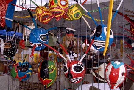 Festival-masks