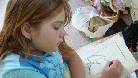 Olivia-drawing