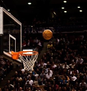 Basketball goes green