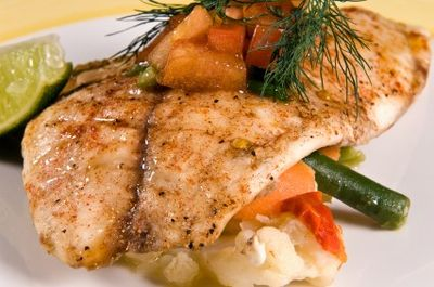 Use a seafood guide to find out if this tilapia is sustainable