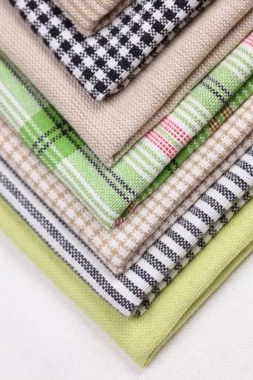 Cloth Napkin (Vertical)