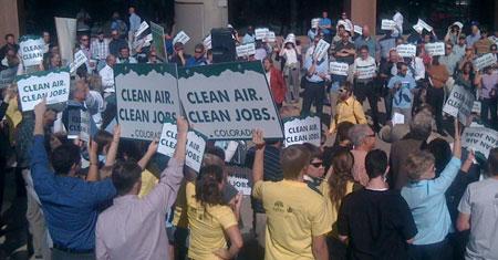 Denver-clean-air-ralliers