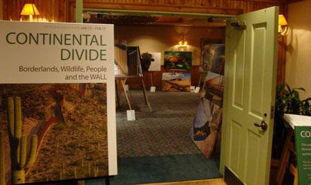 Continental-Divide-exhibit