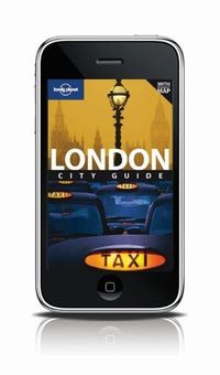 Lonely planet's city guide for london