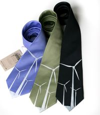 Wind Turbine Ties