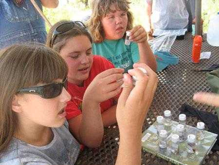 4H-campers-water-testing