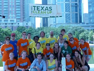 Texas cleanup