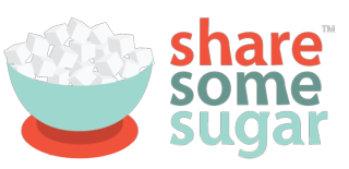 Share some sugar logo