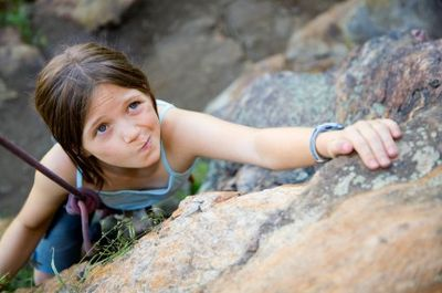Encourage kids to go outdoors