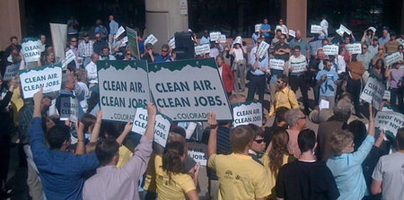 Colorado-clean-air-rally