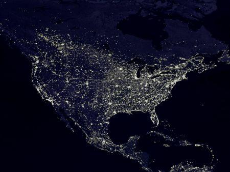1-21-11 usa_night NASA