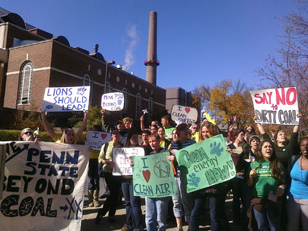 PennState-Coal-Rally-Nov-09