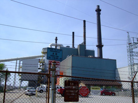 Wade-Power-Plant