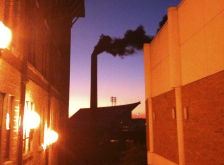 Clemson-power-plant