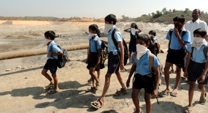 India Kids Fly ash 1