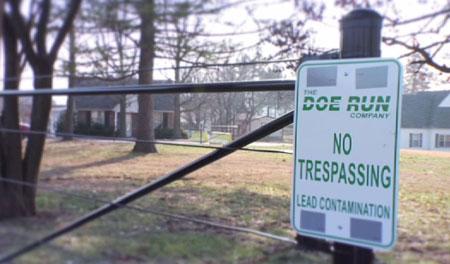 Doe-Run-lead-contamination