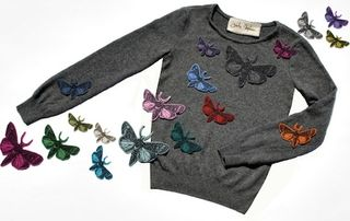 Moth sweater