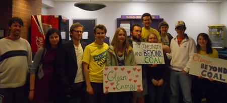Clemson-student-activists